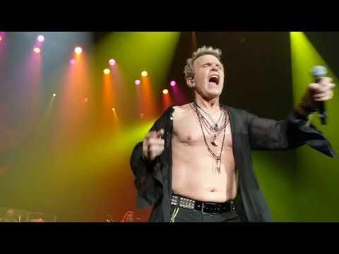 Billy Idol Mony Mony April 282018 Biloxi Ms