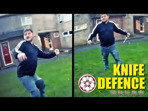 How to DEFEND & SURVIVE Knife Attacks | Knife Defence Psychology