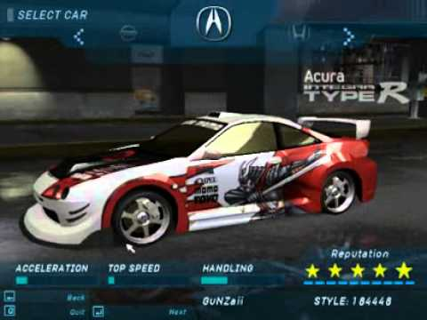 Samurai Wallpaper Iphone 6 Acura Type R Limited Edition By Need For Speed