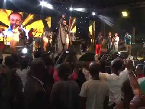 Daddy Lumba performs Yentie Obia at Ghana All Stars Concert