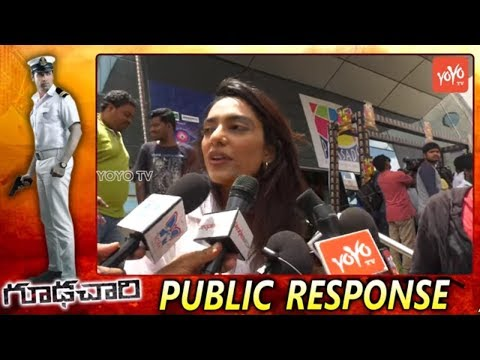 Goodachari Movie Actress Sobhita Dhulipala Response | #Goodachari Movie | YOYO TV Channel thumbnail