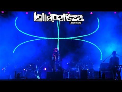 Tame Impala - Lollapalooza Argentina 2016