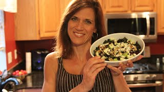 How to Make the Best Kale Salad and Kale Salad Tip
