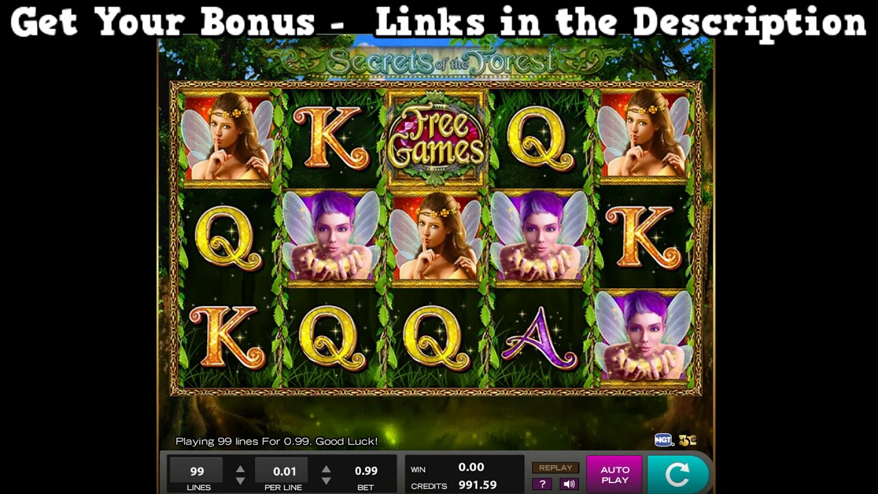 Secrets Of The Forest Online Slot Best New Slots Sites With