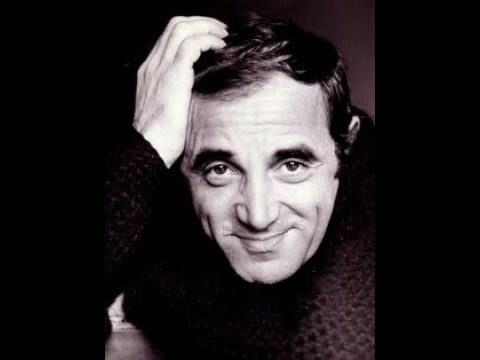 Charles Aznavour - Il Faut Savoir - LIVE 1994 | ('You've Got To Learn' - With English Subtitles)