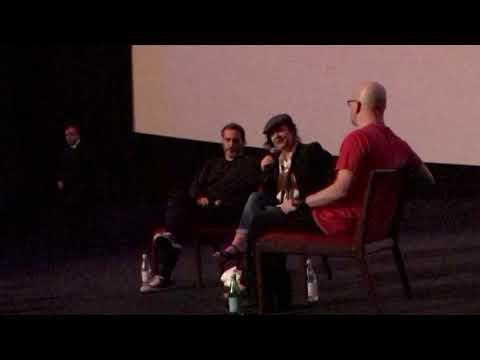 YOU WERE NEVER REALLY HERE W/actor Joaquin Phoenix & Writ-dir-prod Lynne Ramsay, Mod Steve Weintraub