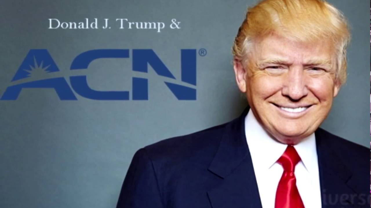 Image result for Donald trump acn