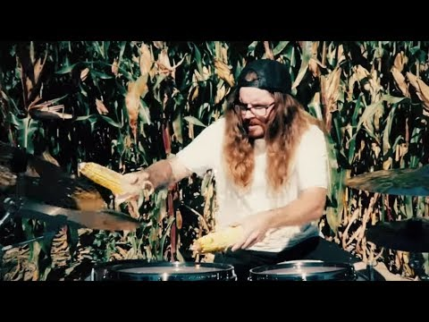 "Fan covers Korn's Freak On A Leash with corn cobs - Bad Wolves teased video for ""No Masters"""