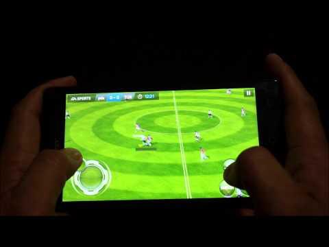 Acer Liquid S1 Game Test