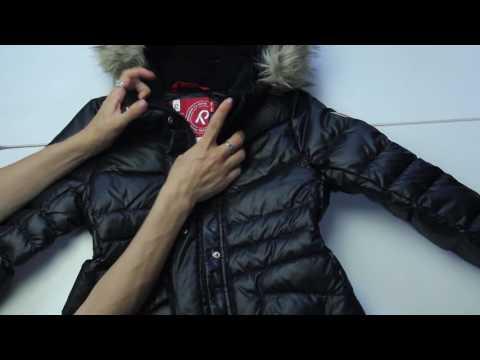 Reima, Пальто Satu, арт  531237