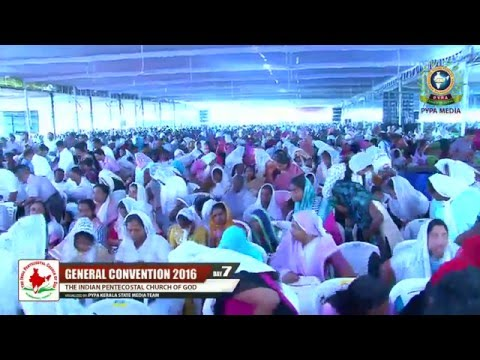 Youth Meet - IPC GENERAL CONVENTION KUMBANAD 2016