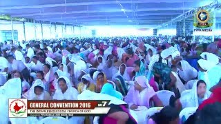 Youth Meet - IPC GENERAL CONVENTION KUMBANAD 2016