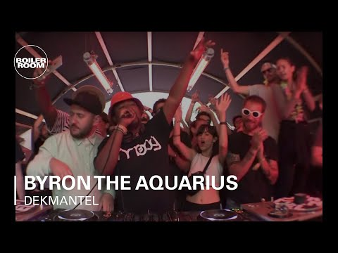 Byron the Aquarius Boiler Room x Dekmantel 2017 DJ Set