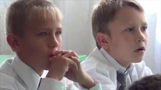 Перший урок в школі на 1 вересня, Білокуракинська ЗОШ №1, 01.09.2012