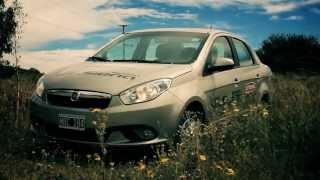 Qué Pasa!  Test drive Fiat Grand Siena