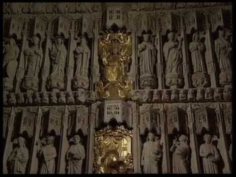 Christmas Eve Eucharist Southwark Cathedral 1991 Midnight Mass BBC1