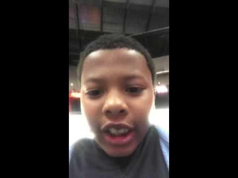 Vlog(Atlanta Hawks game)