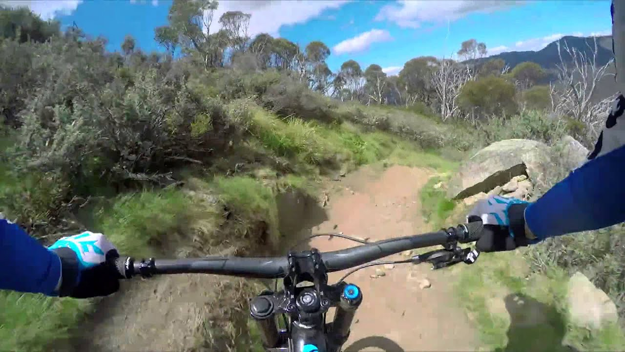 GoPro: Australian Open Downhill Course Preview - Cannonball MTB Festival