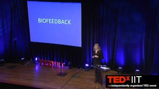 TEDxIIT - Debbie Vyskocil - Using Science To Take Control of Physical and Emotional Health