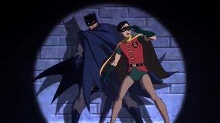 Batman vs Two Face , Titles HD