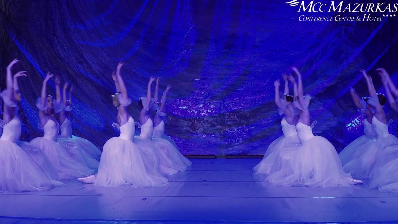 "XXIII Forum Humanum Mazurkas - ""Giselle ou Les Willis"" Balet romantyczny w 2 aktach-2 - 3"