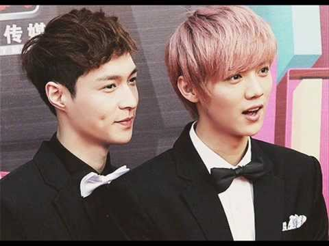 EXO Lay ft Luhan - Because Of You [self-composed]