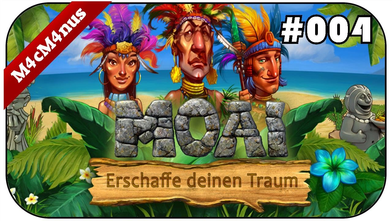 Moai Spiel