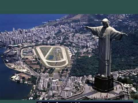 Christ The Redeemer - Rio De Janerio, Brazil |Pictures Of One Of The World Best Location To Visit