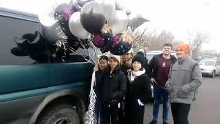 видео Воздушные шарики на детский День Рождения недорого с доставкой