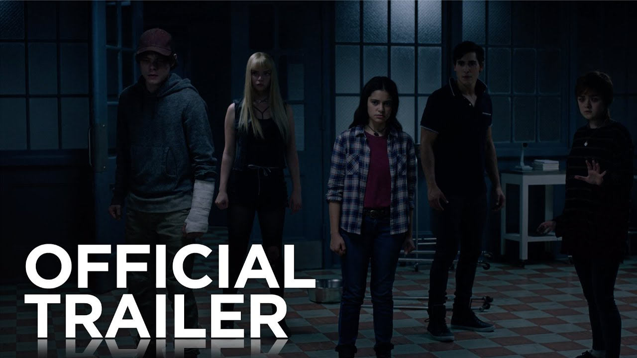 Download THE NEW MUTANTS | OFFICIAL TRAILER #2 | IN CINEMAS SEPTEMBER 3, 2020