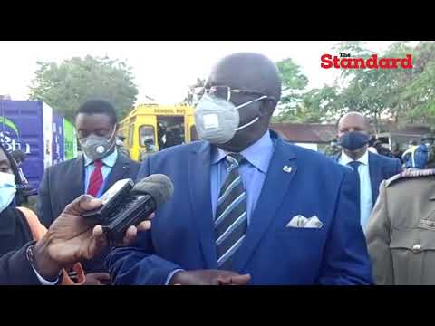 CS Magoha warns teachers as Kenyans question the credibility of 2020 KCSE exams