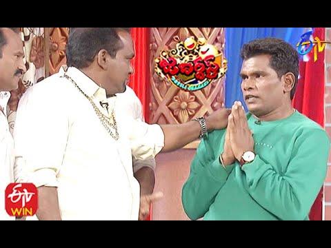 Chammak Chandra Performance | Jabardasth | Double Dhamaka Specia | 25th July 2021 | ETV  Telugu