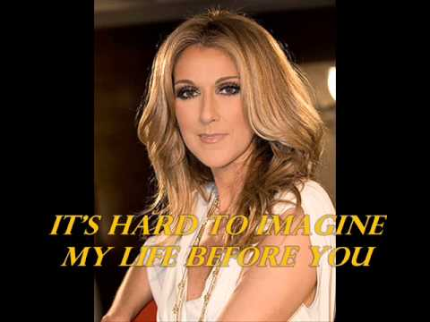 Celine Dion - Always Be Your Girl (Lyrics) - YouTube