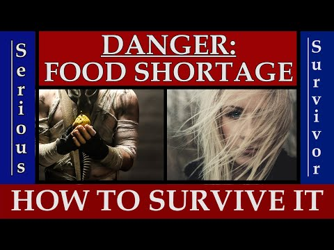 Upcoming Food Shortage - Preparing For Election 2020 - How To Survive It...