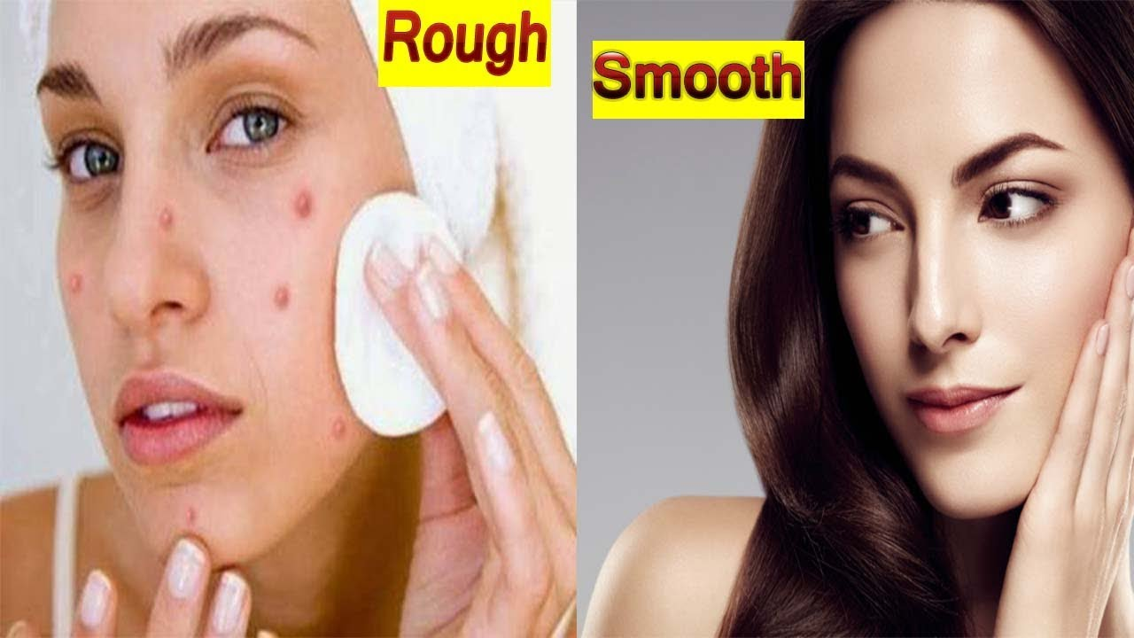 How to make the skin smooth