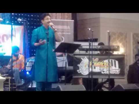 Unni Menon Live at Tamill Mirror Night