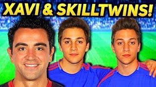 SkillTwins TEACHES XAVI A New SKILL ★ (SkillTwins Documentary - Episode #2)