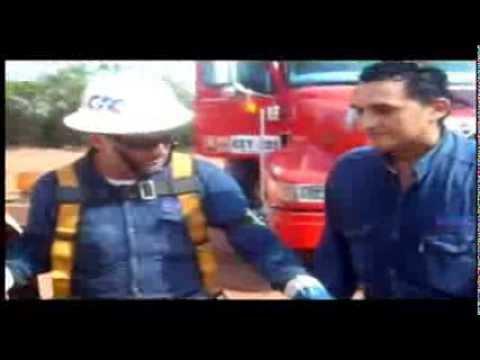 H S E Q... seguridad en campo petrolero