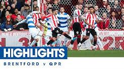 HIGHLIGHTS | BRENTFORD 3, QPR 1 - 11/01/20