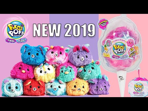 New 2019 Pikmi Pops Pikmi Flips | Cotton Candy Series | Wave 2 Mp3