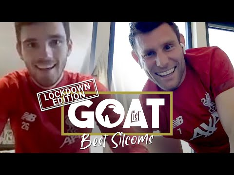 Milner & Robertson decide the comedy programmes GOAT List | Del Boy, David Brent & much more