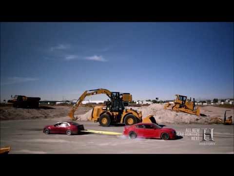 Cadillac CTS-V Vs charger hellcat