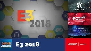 E3 2018 Impressions: Ubisoft, PC Gaming Show, Playstation, Nintendo