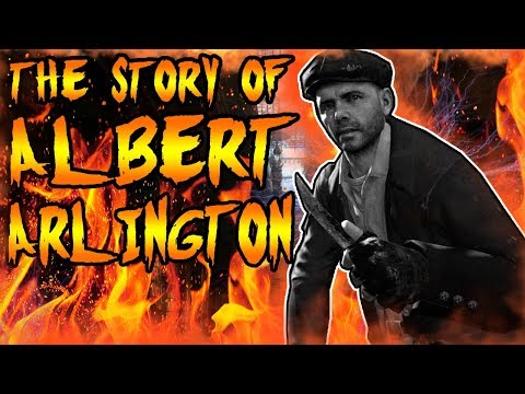 "The Story of ALBERT ""THE WEASEL"" ARLINGTON! KILLED IN MOB OF THE DEAD! Black Ops 2 Zombies Storyline"