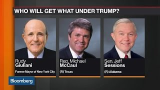 What Do We Know About Trump's Transition Team?