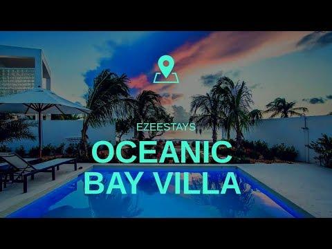 Oceanic Bay Villa ECR | Private Beach Villa For Rent In ECR |