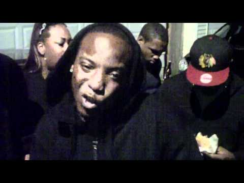 CHICAGO BEST RAPPERS, DOUBT & MYLIN... SHOWED  OUT ON THIS ONE... SLAPP DOGG ENT..