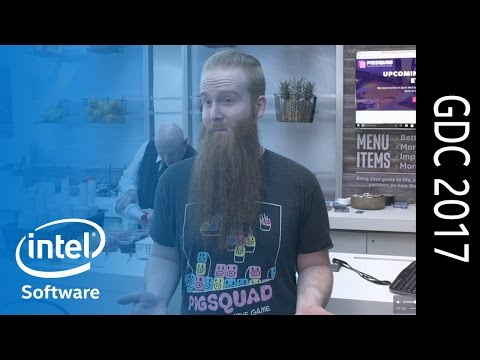 Juicing Up Your Games with Intel® Software Innovator Will Lewis