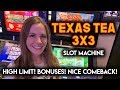 Texas Tea Slot Gameplay - YouTube