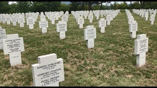 Pondering War and Peace at Alsace's German Cemetery